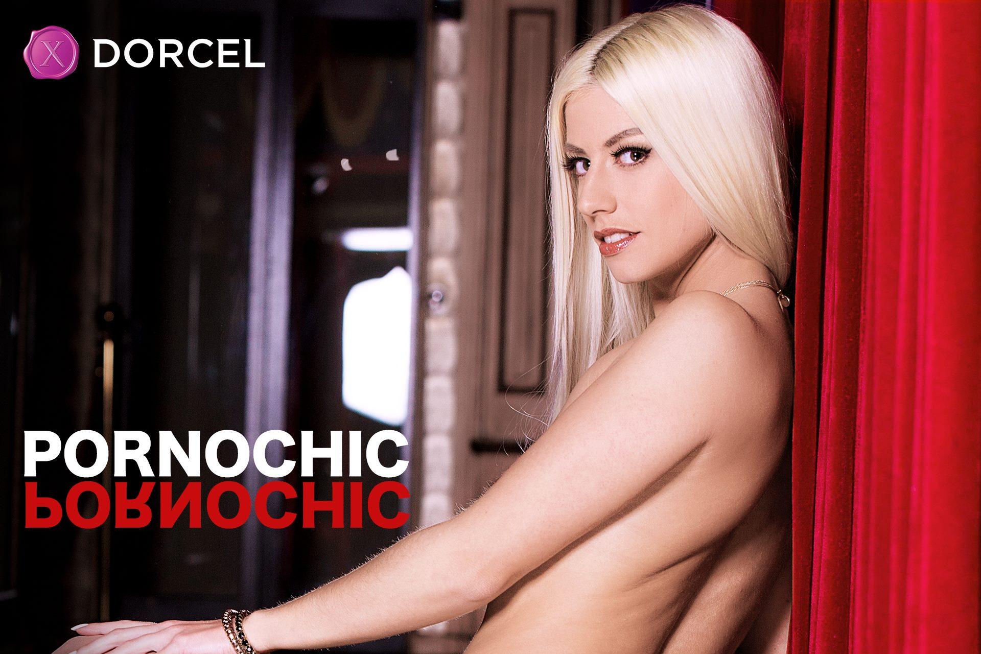 Pincez-moi je rêve ! L'effet #Pornochic débarque aux USA ! Un mot français  possède sa propre catégorie spéciale sur la plus grosse plateforme TV US e…